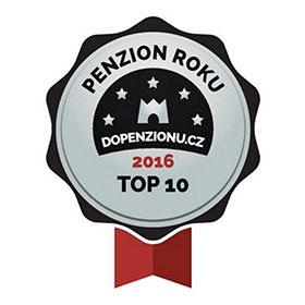 Ocenění 2016